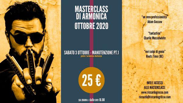 masterclass 03-10-20