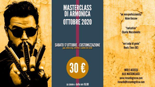 masterclass 17.10.20